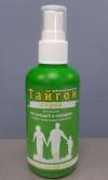 ТАЙГОН - спрей для защиты от клещей и комаров, и других кровососущих насекомых.