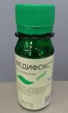 МЕДИФОКС-СУПЕР - педикулицидное и инсектоакарицидное средство.